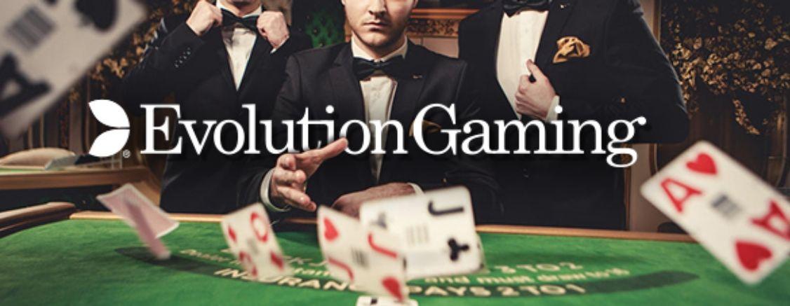 Evolution Gaming Online Live Casino