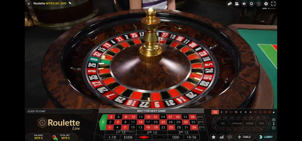 Asiabet33 Evolution Gaming Game Preview 3