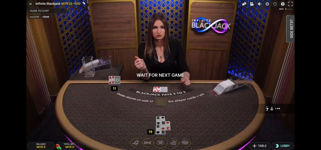 Asiabet33 Evolution Gaming Game Preview 5