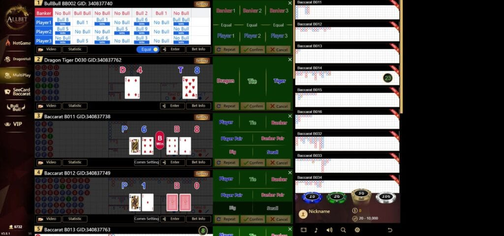 Asiabet33 Allbet Gaming Game Preview 3