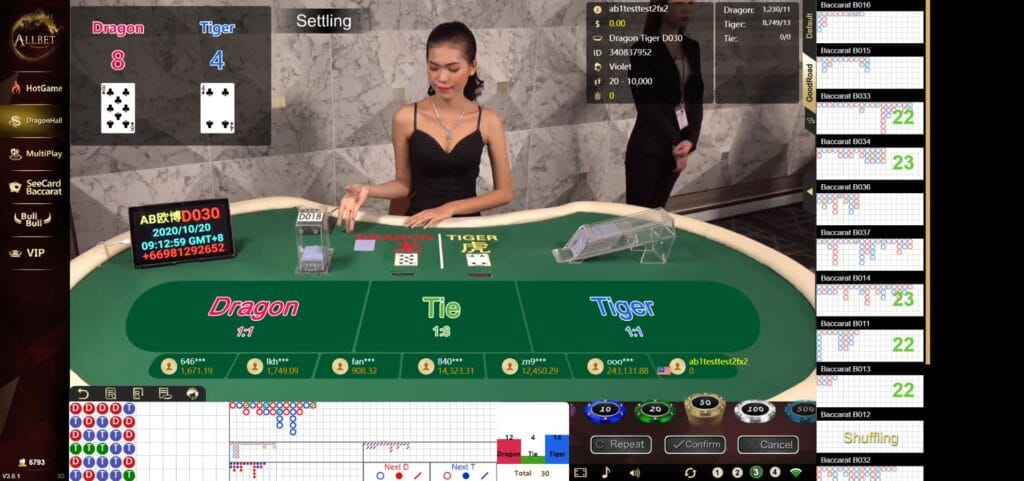 Asiabet33 Allbet Gaming Game Preview 4