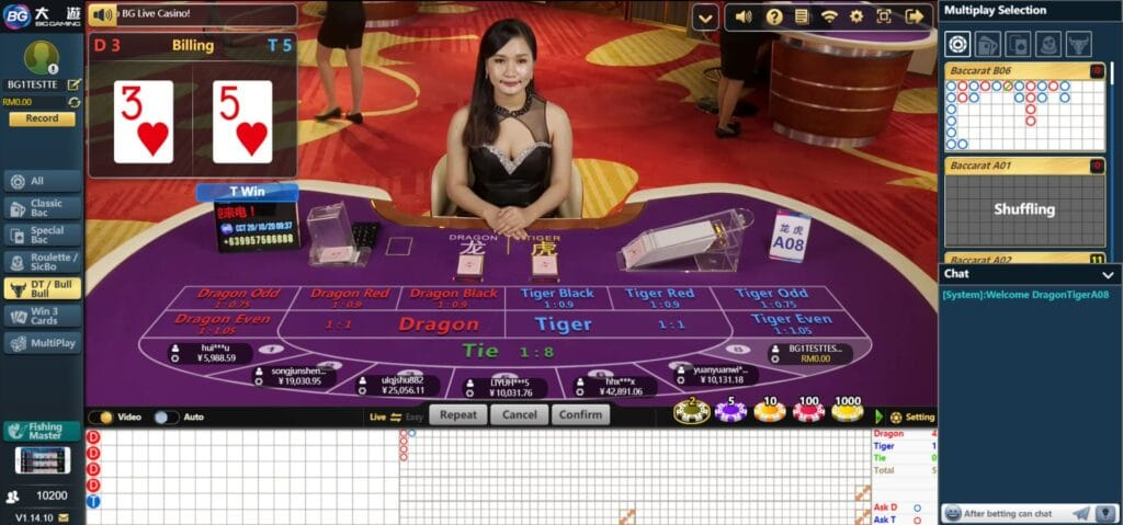 Asiabet33 Big Gaming Game Preview 3