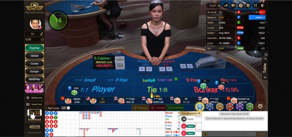 Asiabet33 Dream Gaming Game Preview 2