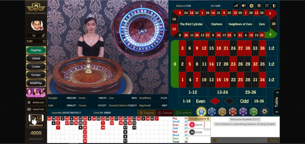 Asiabet33 Dream Gaming Game Preview 3