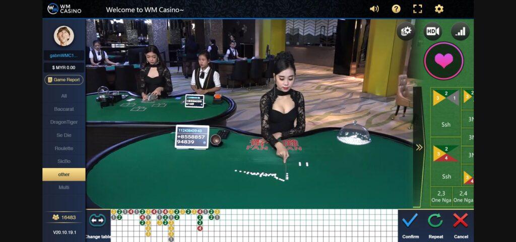 Asiabet33 WM Casino Game Preview 3