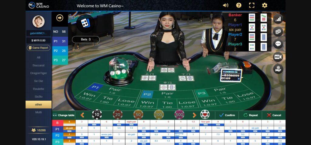 Asiabet33 WM Casino Game Preview 5