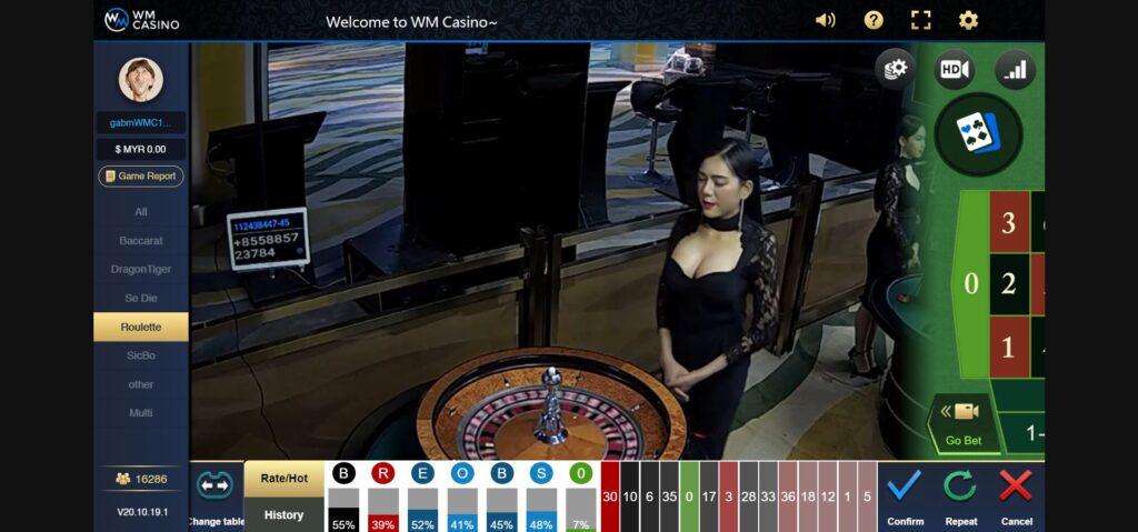Asiabet33 WM Casino Game Preview 6